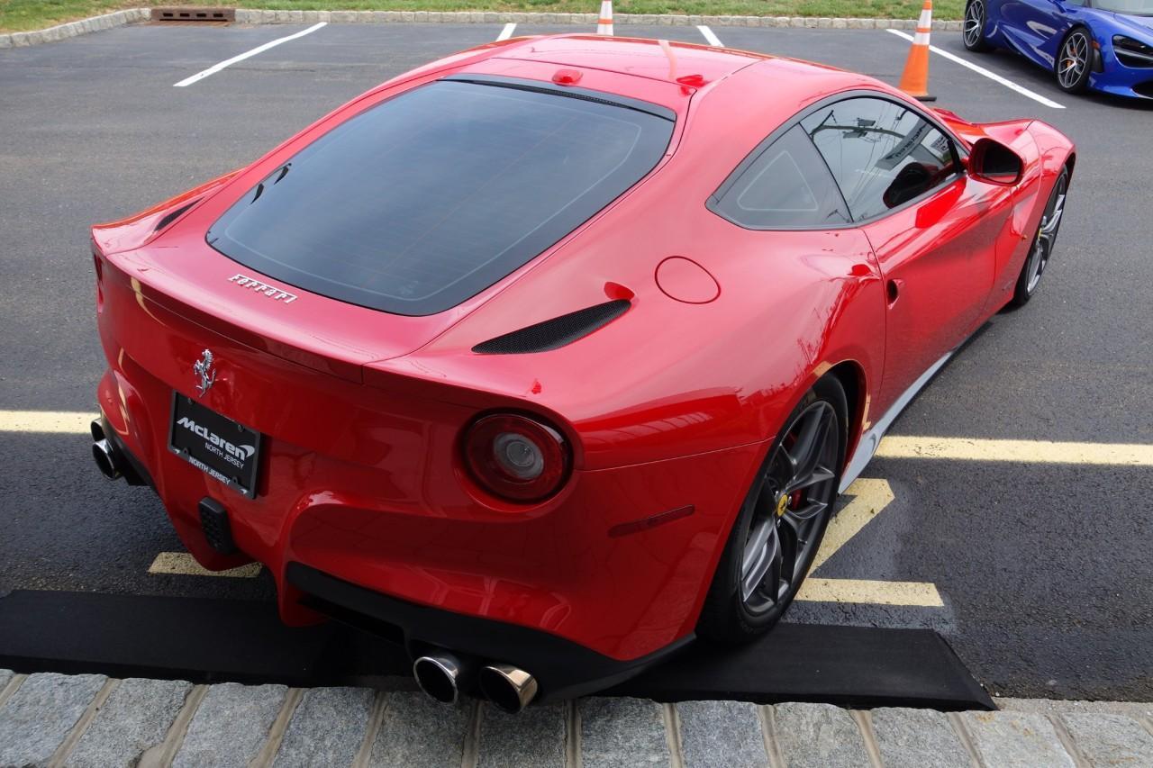 Used 2017 Ferrari F12berlinetta Base for sale $295,000 at McLaren North Jersey in Ramsey NJ 07446 7