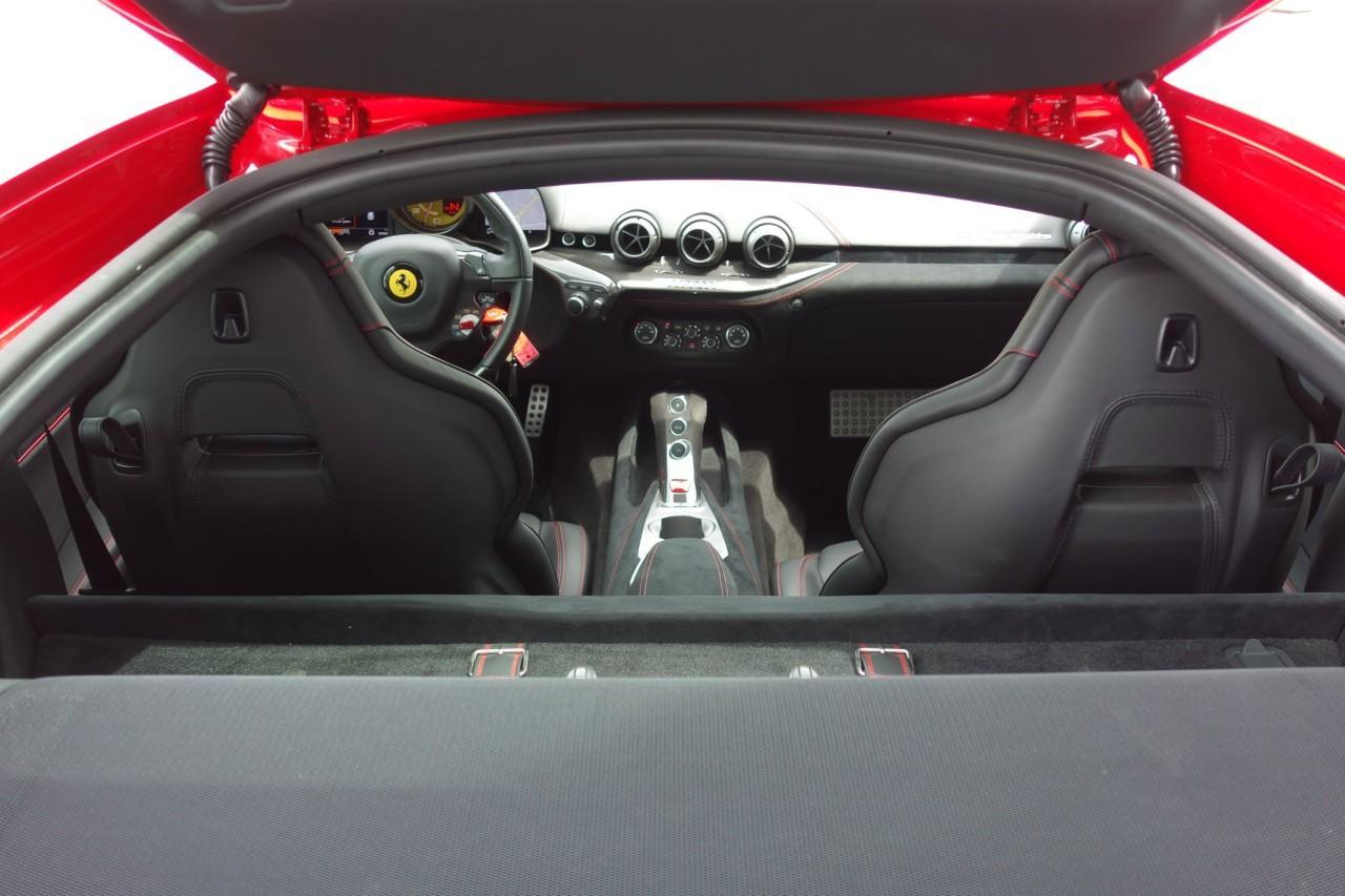 Used 2017 Ferrari F12berlinetta Base for sale $295,000 at McLaren North Jersey in Ramsey NJ 07446 9