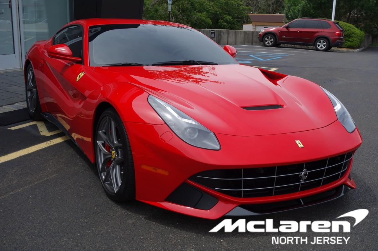 Used 2017 Ferrari F12berlinetta Base for sale $295,000 at McLaren North Jersey in Ramsey NJ 07446 1