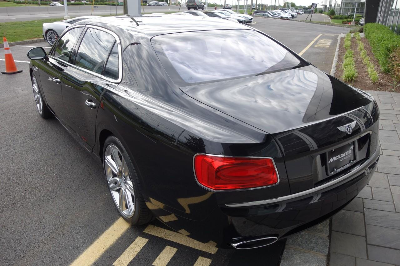 Used 2018 Bentley Flying Spur W12 for sale $145,000 at McLaren North Jersey in Ramsey NJ 07446 10