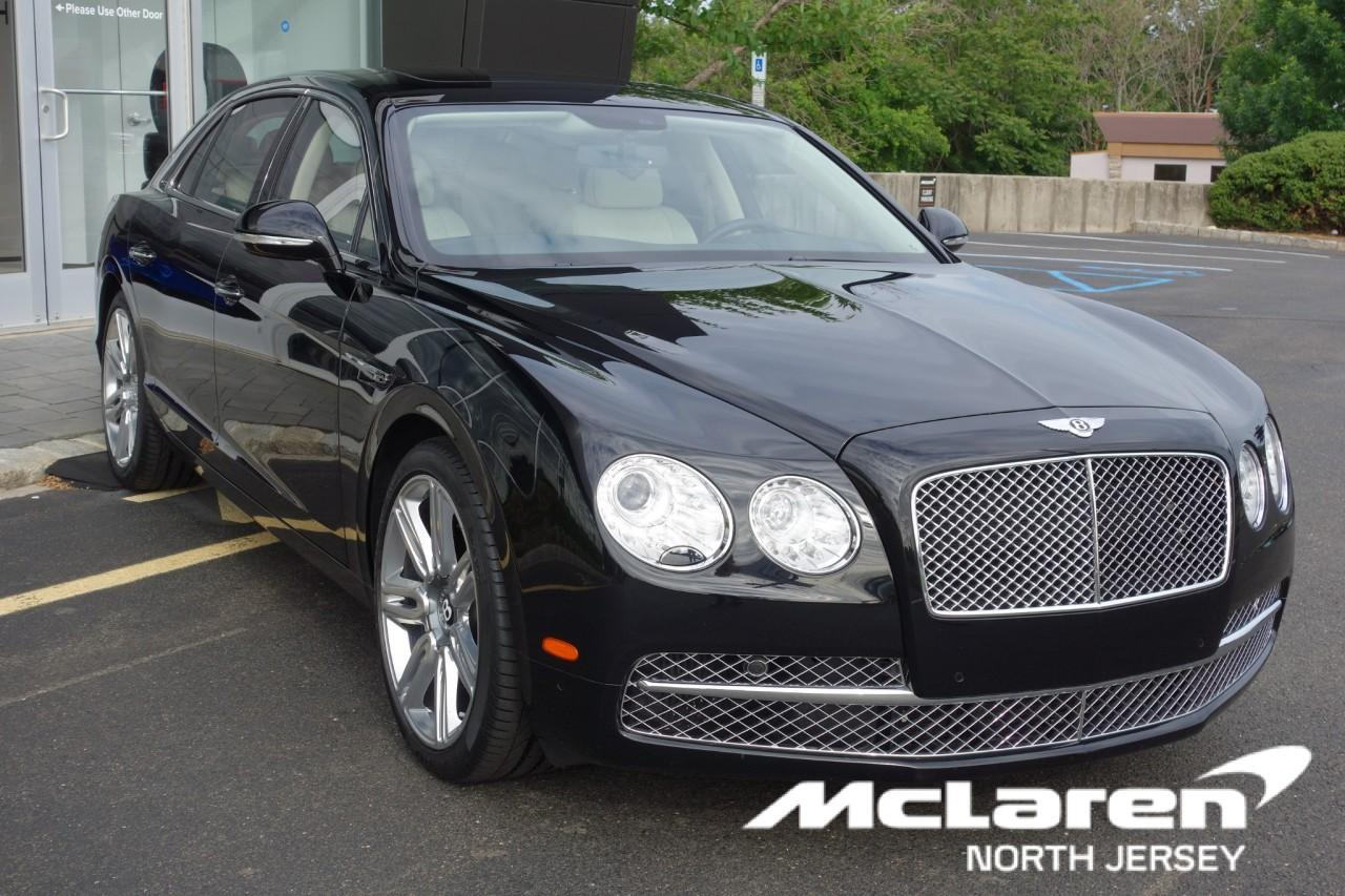 Used 2018 Bentley Flying Spur W12 for sale $145,000 at McLaren North Jersey in Ramsey NJ 07446 1
