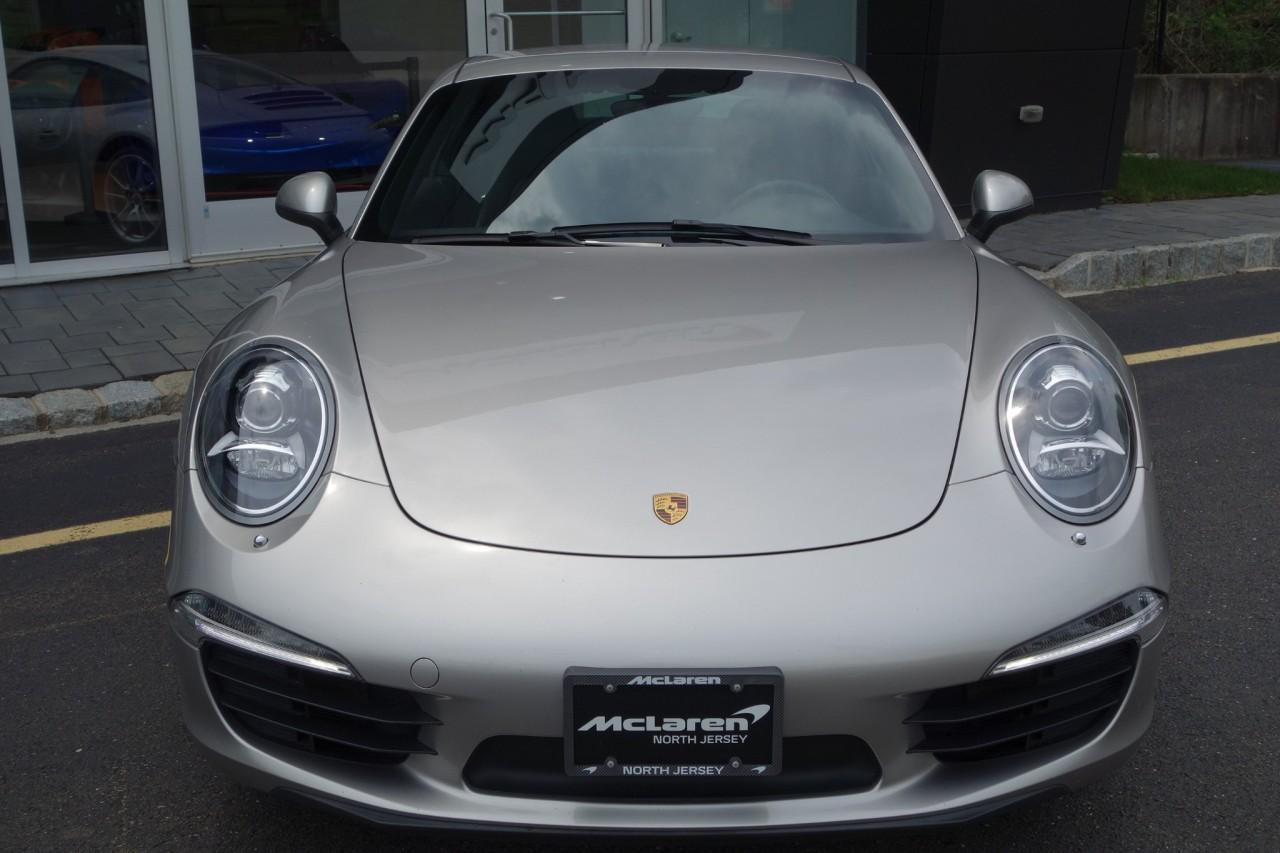 Used 2013 Porsche 911 Carrera for sale $65,000 at McLaren North Jersey in Ramsey NJ 07446 2
