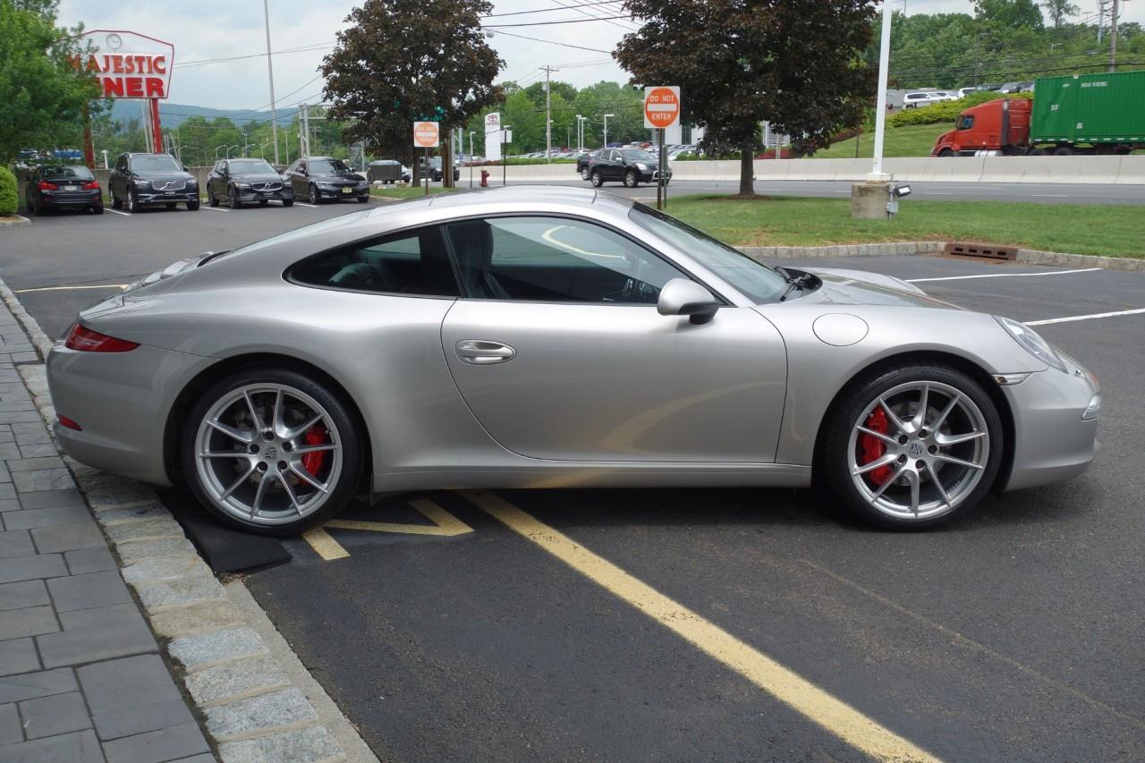 Used 2013 Porsche 911 Carrera for sale $65,000 at McLaren North Jersey in Ramsey NJ 07446 4