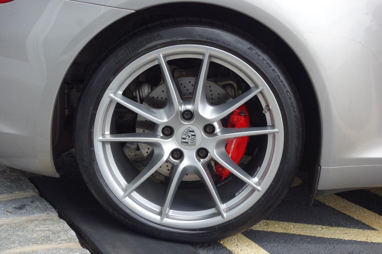 Used 2013 Porsche 911 Carrera for sale $65,000 at McLaren North Jersey in Ramsey NJ 07446 5