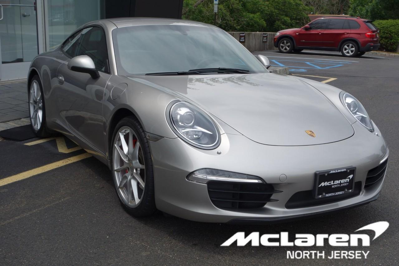 Used 2013 Porsche 911 Carrera for sale $65,000 at McLaren North Jersey in Ramsey NJ 07446 1