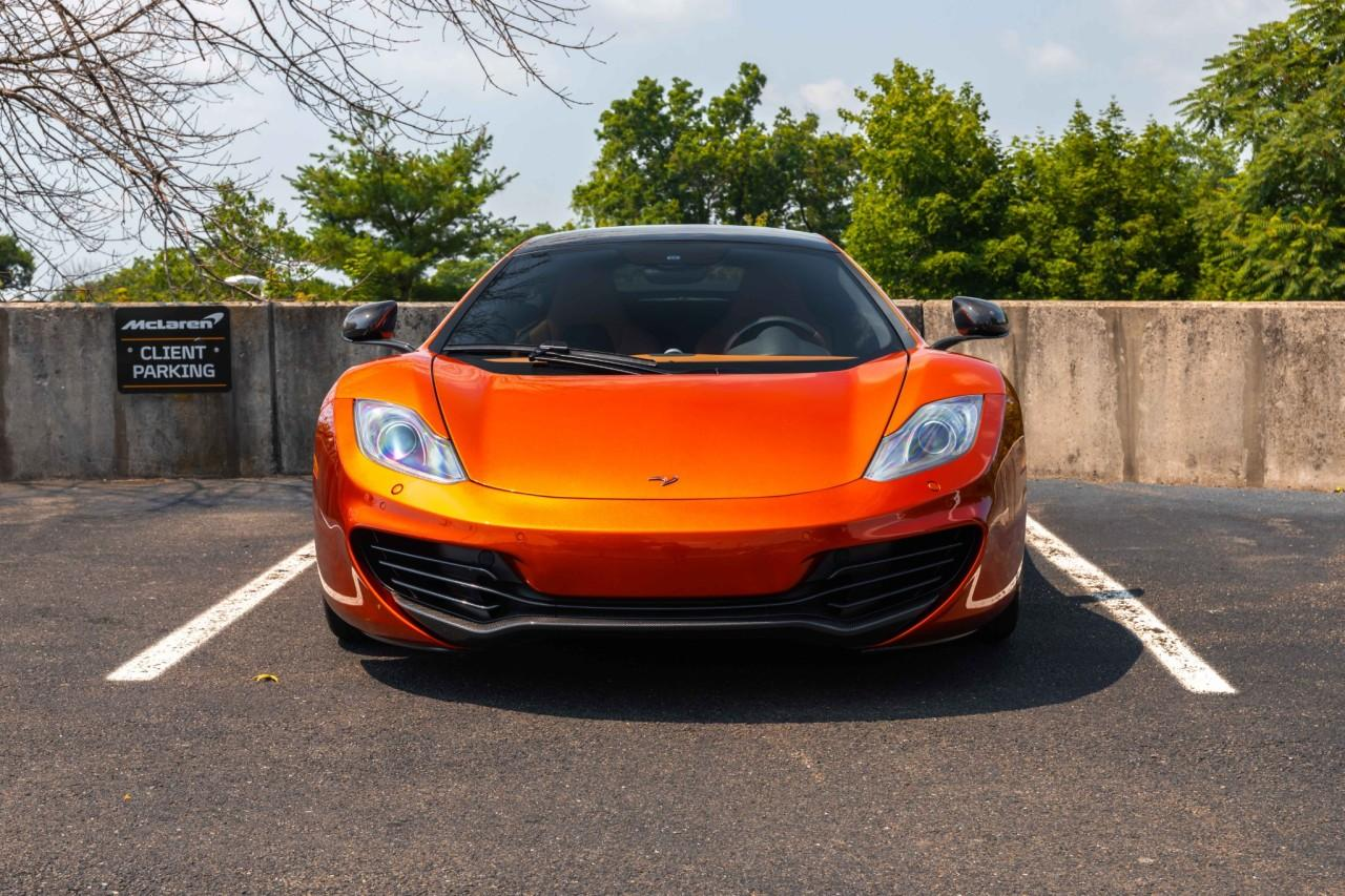 Used 2012 McLaren MP4-12C Coupe for sale Sold at McLaren North Jersey in Ramsey NJ 07446 10