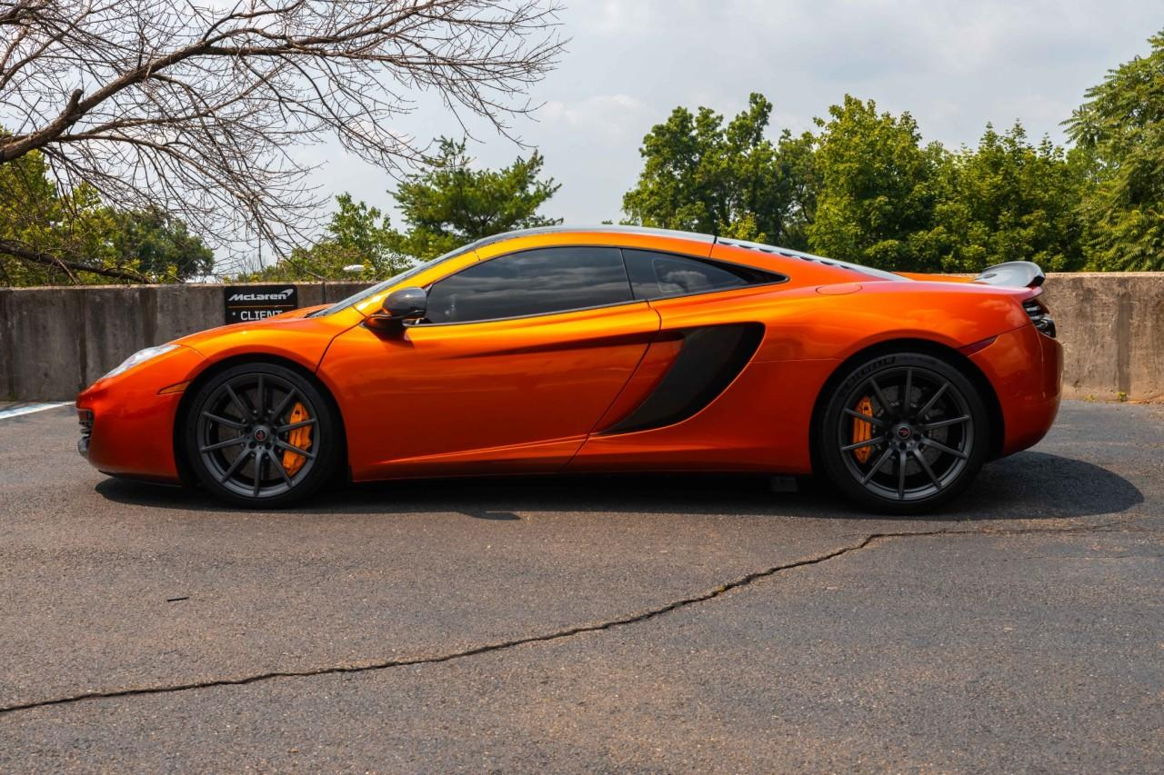 Used 2012 McLaren MP4-12C Coupe for sale Sold at McLaren North Jersey in Ramsey NJ 07446 4