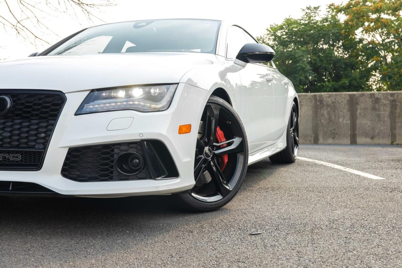 Used 2015 Audi RS 7 4.0T Prestige for sale $67,000 at McLaren North Jersey in Ramsey NJ 07446 2