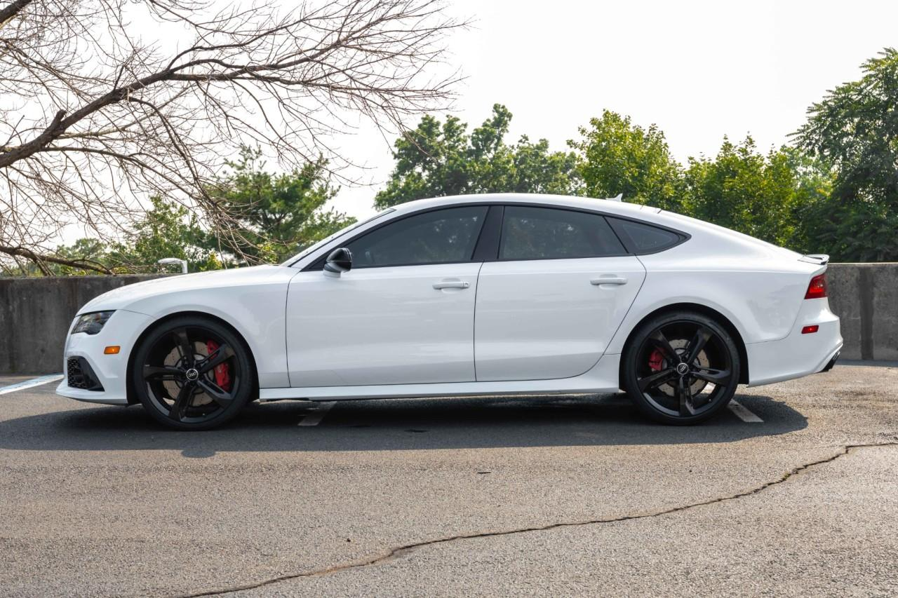 Used 2015 Audi RS 7 4.0T Prestige for sale $67,000 at McLaren North Jersey in Ramsey NJ 07446 3