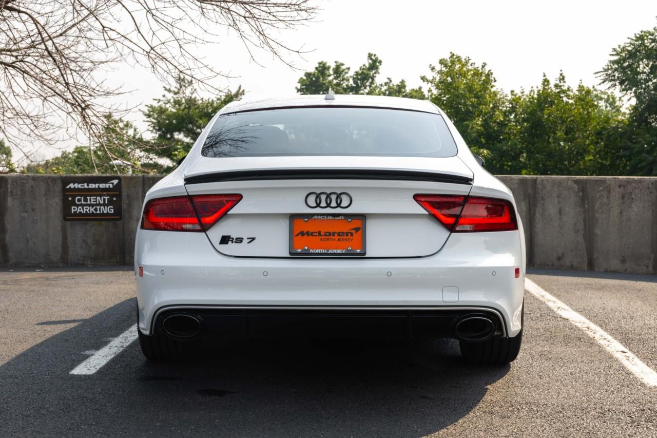 Used 2015 Audi RS 7 4.0T Prestige for sale $67,000 at McLaren North Jersey in Ramsey NJ 07446 5