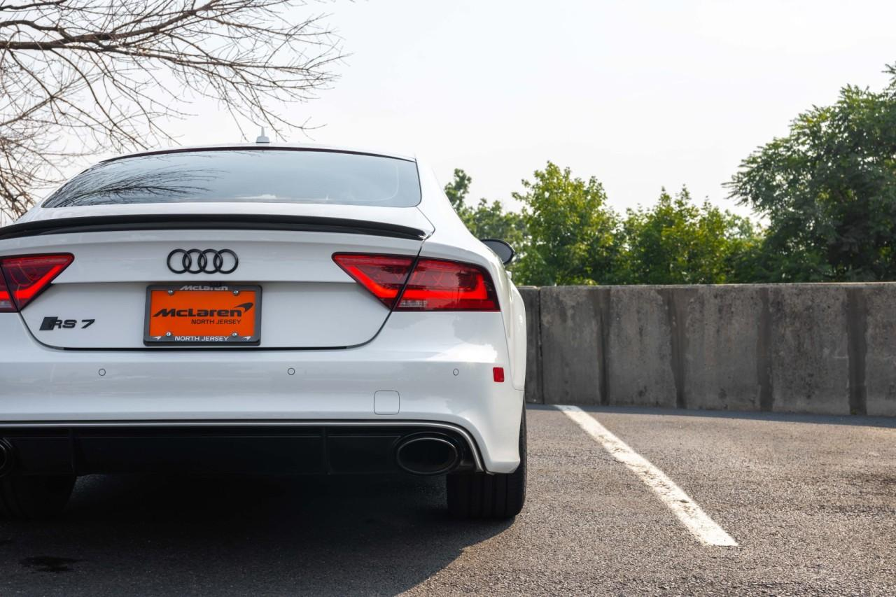 Used 2015 Audi RS 7 4.0T Prestige for sale $67,000 at McLaren North Jersey in Ramsey NJ 07446 6