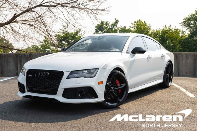 Used 2015 Audi RS 7 4.0T Prestige for sale $66,600 at McLaren North Jersey in Ramsey NJ