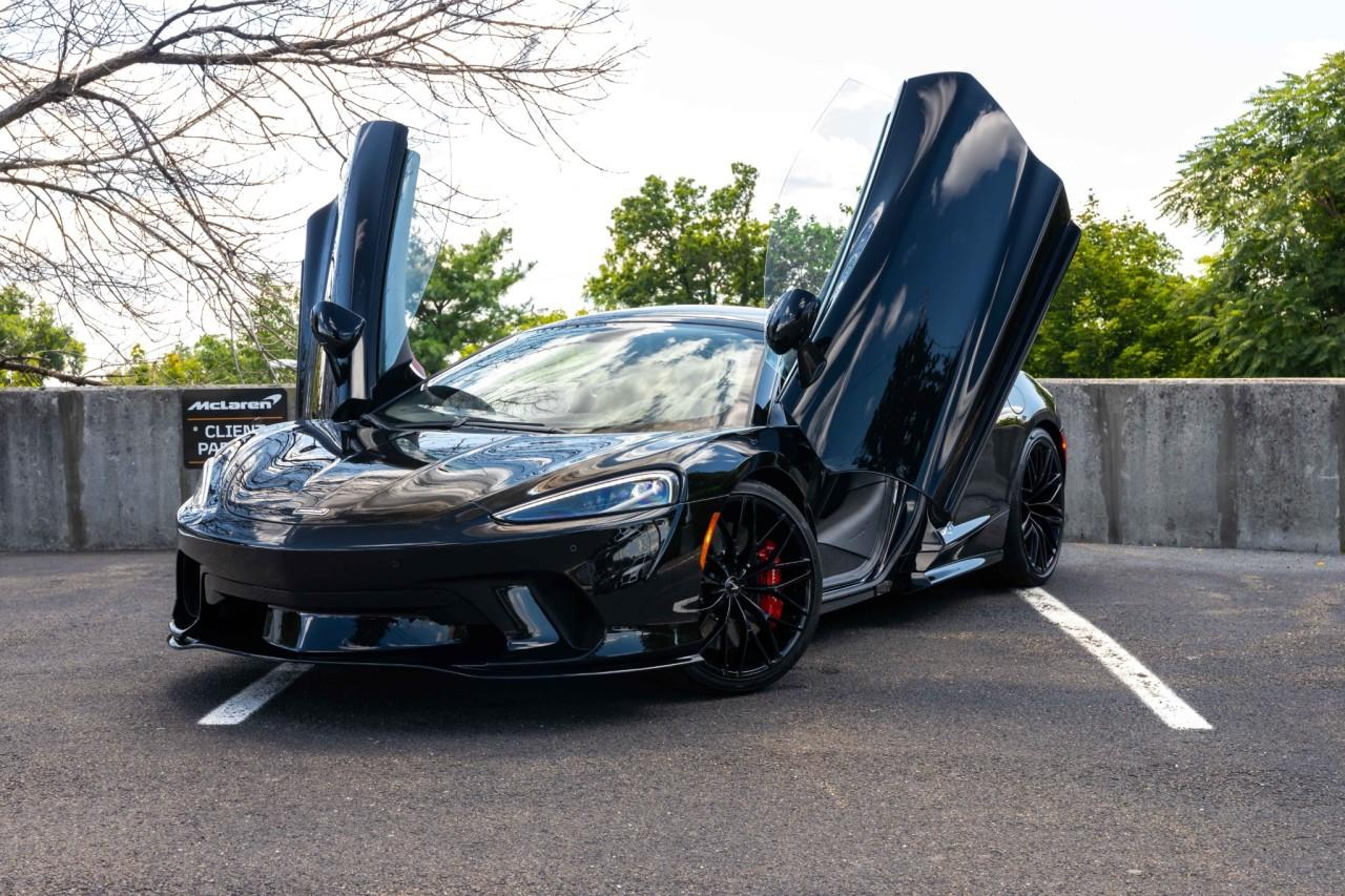 New 2021 McLaren GT for sale $208,105 at McLaren North Jersey in Ramsey NJ 07446 2