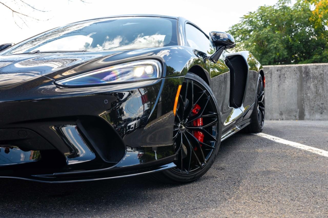 New 2021 McLaren GT for sale $208,105 at McLaren North Jersey in Ramsey NJ 07446 4