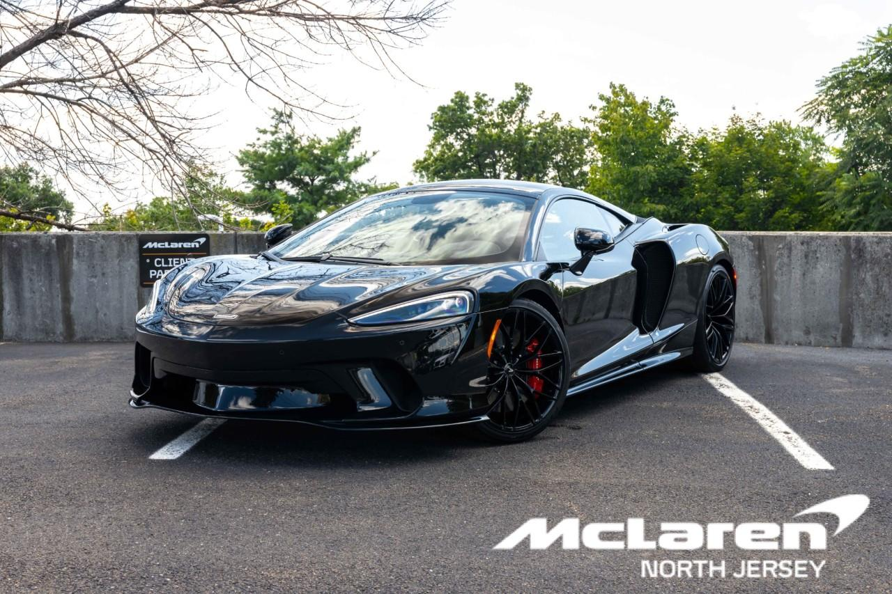 New 2021 McLaren GT for sale $208,105 at McLaren North Jersey in Ramsey NJ 07446 1