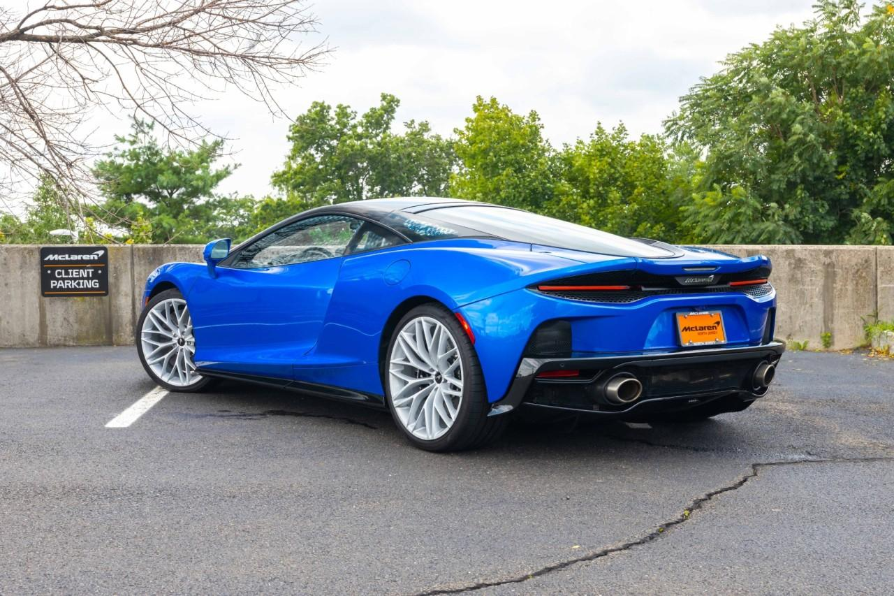 New 2021 McLaren GT for sale Call for price at McLaren North Jersey in Ramsey NJ 07446 10
