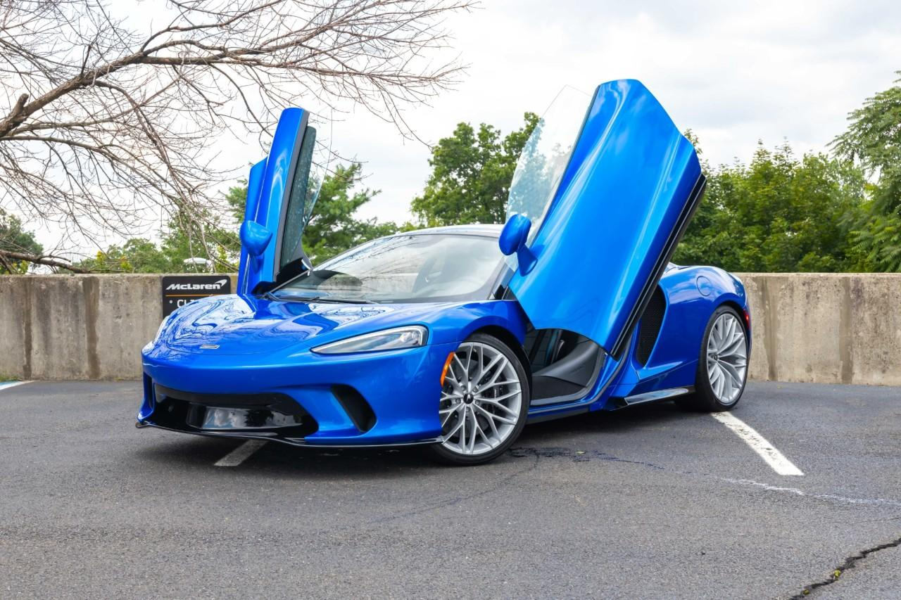 New 2021 McLaren GT for sale Call for price at McLaren North Jersey in Ramsey NJ 07446 2