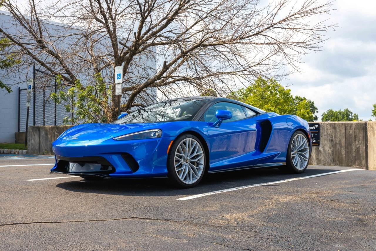 New 2021 McLaren GT for sale Call for price at McLaren North Jersey in Ramsey NJ 07446 3
