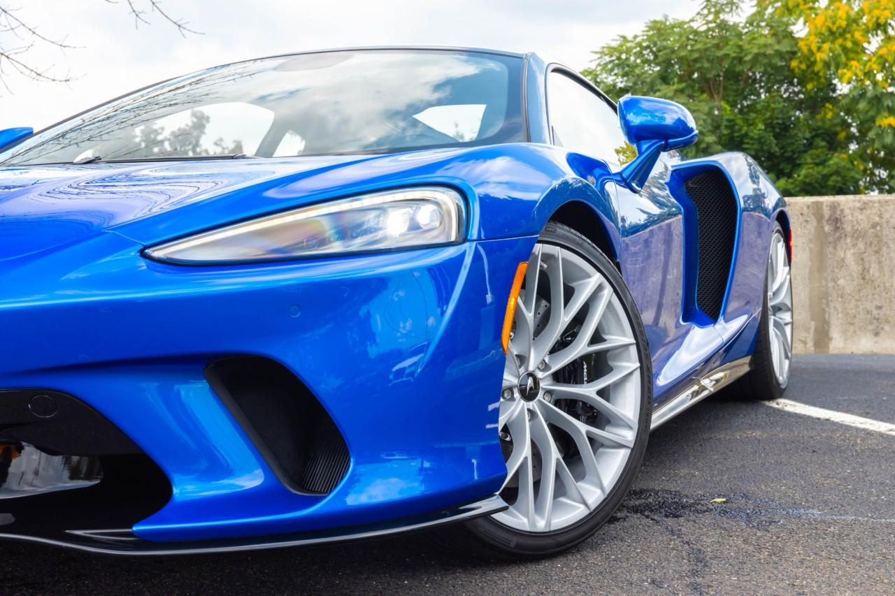 New 2021 McLaren GT for sale Call for price at McLaren North Jersey in Ramsey NJ 07446 4