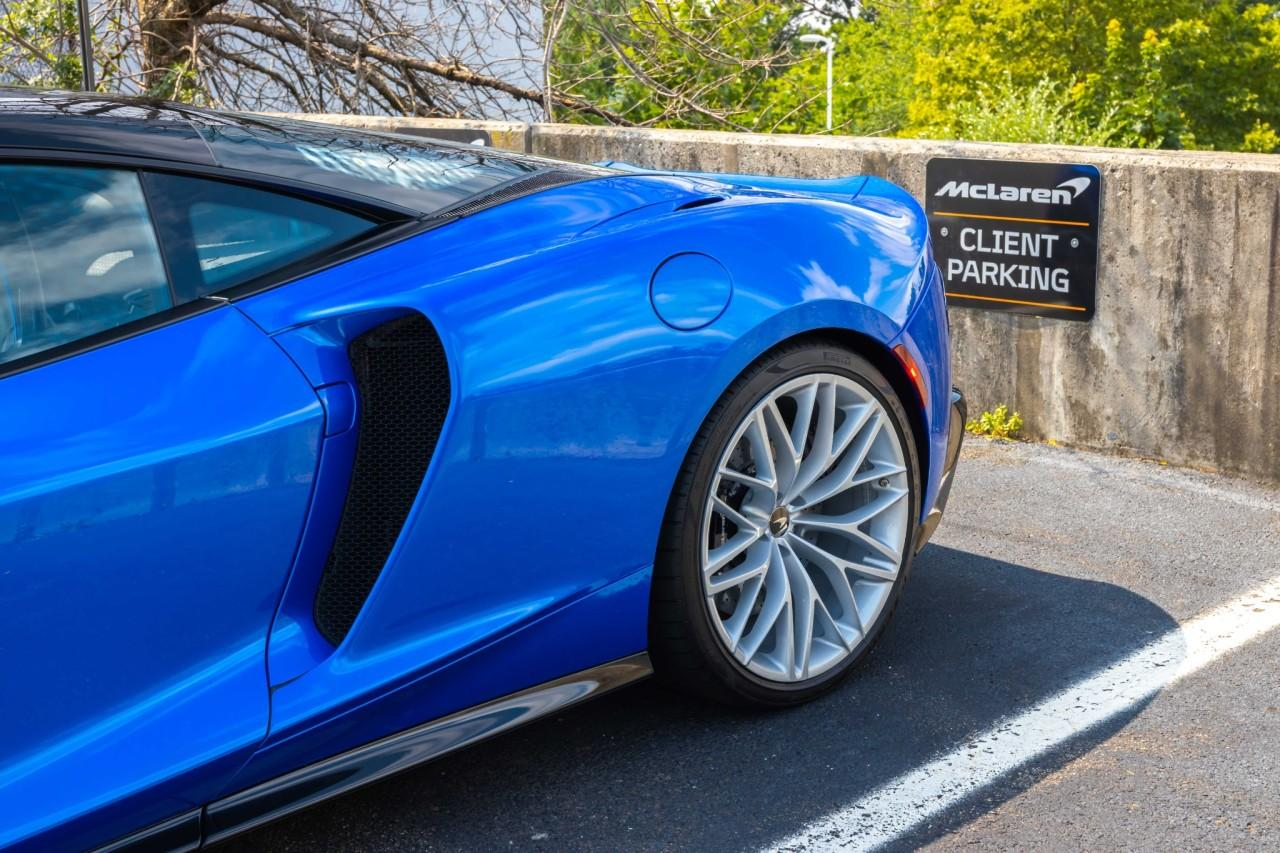 New 2021 McLaren GT for sale Call for price at McLaren North Jersey in Ramsey NJ 07446 5