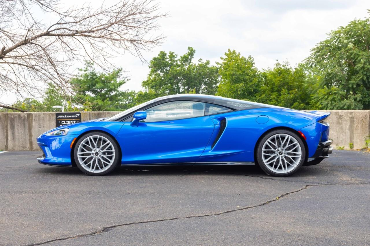 New 2021 McLaren GT for sale Call for price at McLaren North Jersey in Ramsey NJ 07446 8