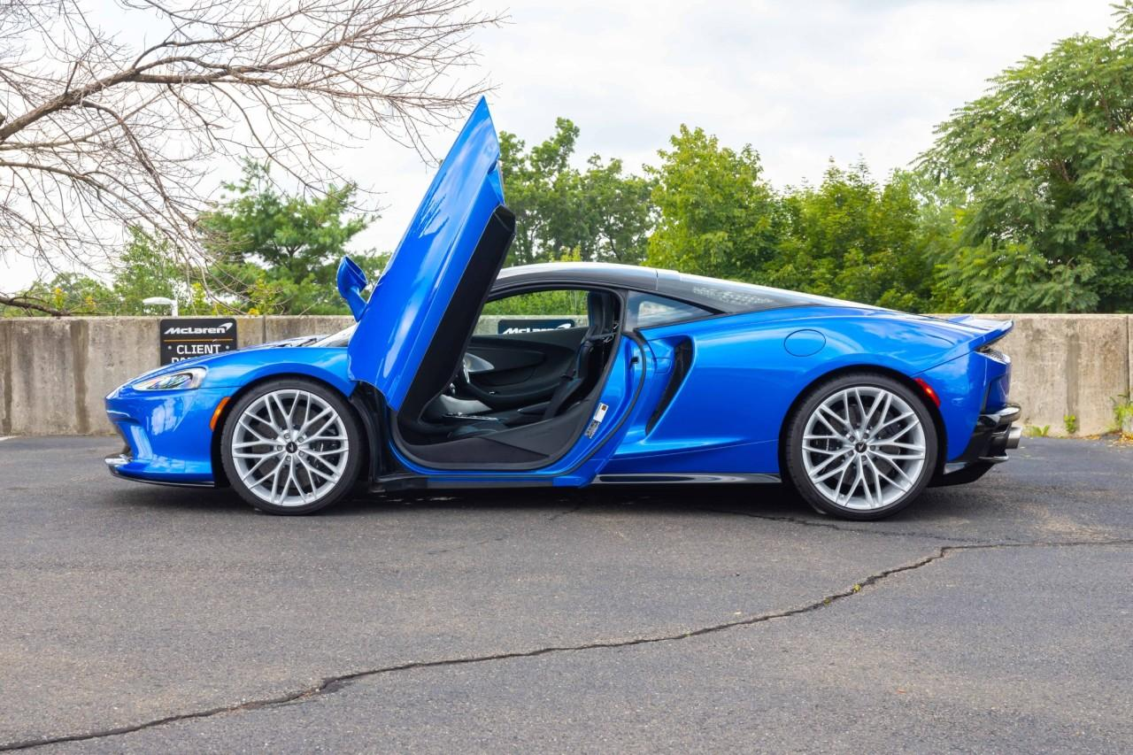 New 2021 McLaren GT for sale Call for price at McLaren North Jersey in Ramsey NJ 07446 9