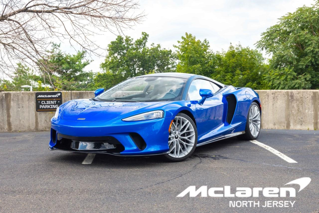 New 2021 McLaren GT for sale Call for price at McLaren North Jersey in Ramsey NJ 07446 1