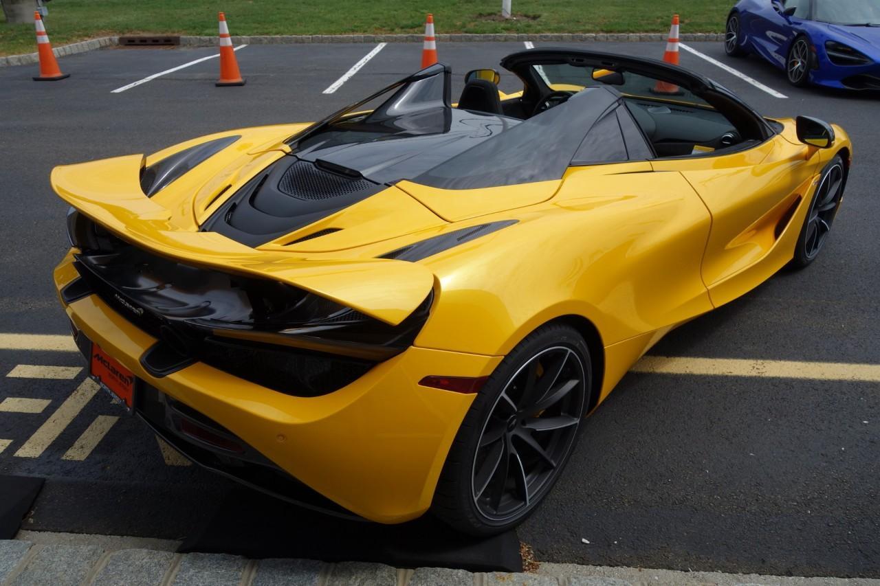 New 2021 McLaren 720S Performance Spider for sale Sold at McLaren North Jersey in Ramsey NJ 07446 10