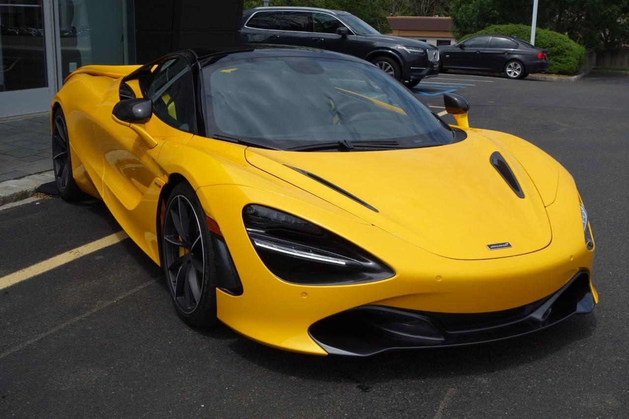New 2021 McLaren 720S Performance Spider for sale Sold at McLaren North Jersey in Ramsey NJ 07446 2