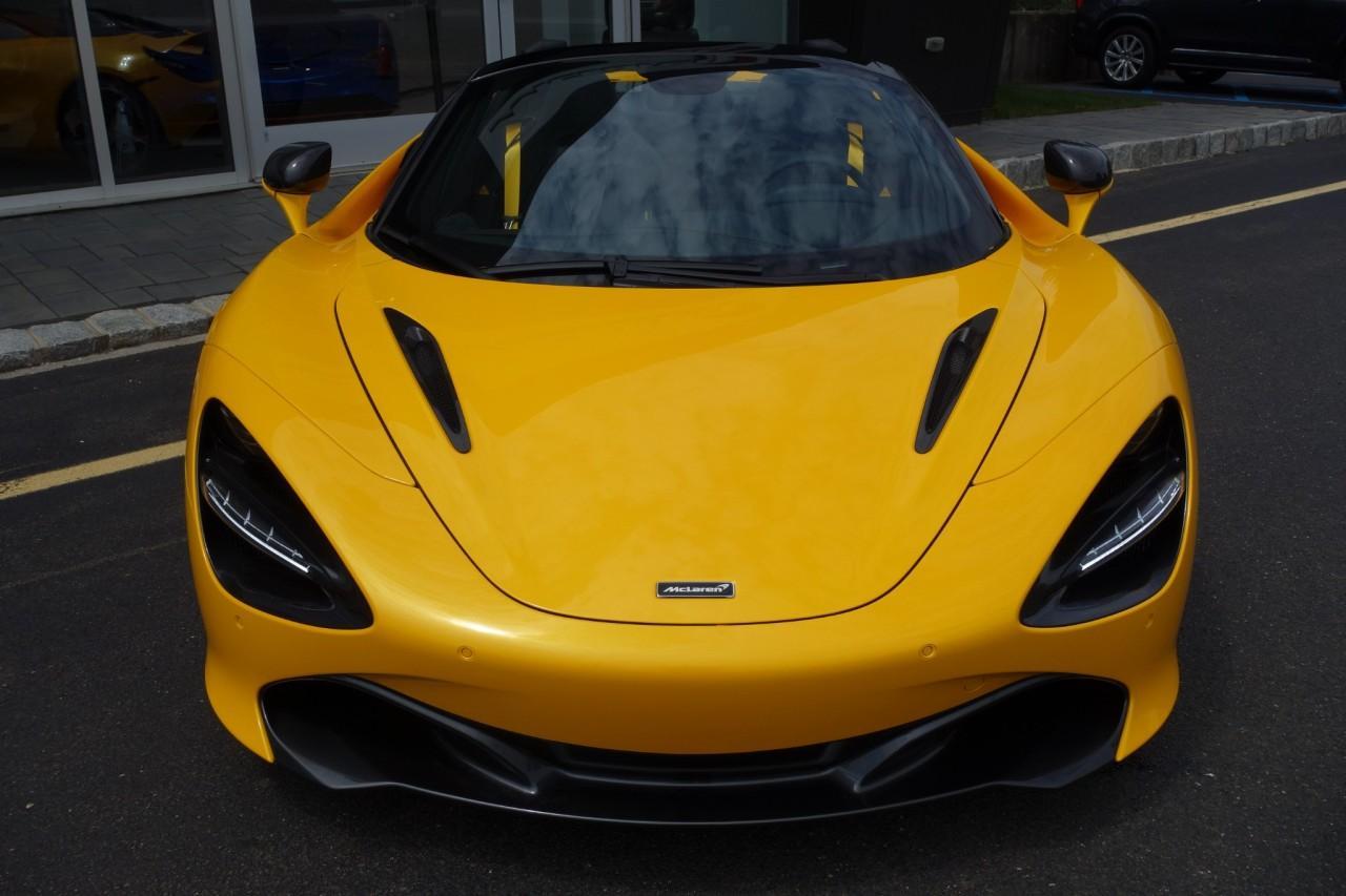 New 2021 McLaren 720S Performance Spider for sale Sold at McLaren North Jersey in Ramsey NJ 07446 3