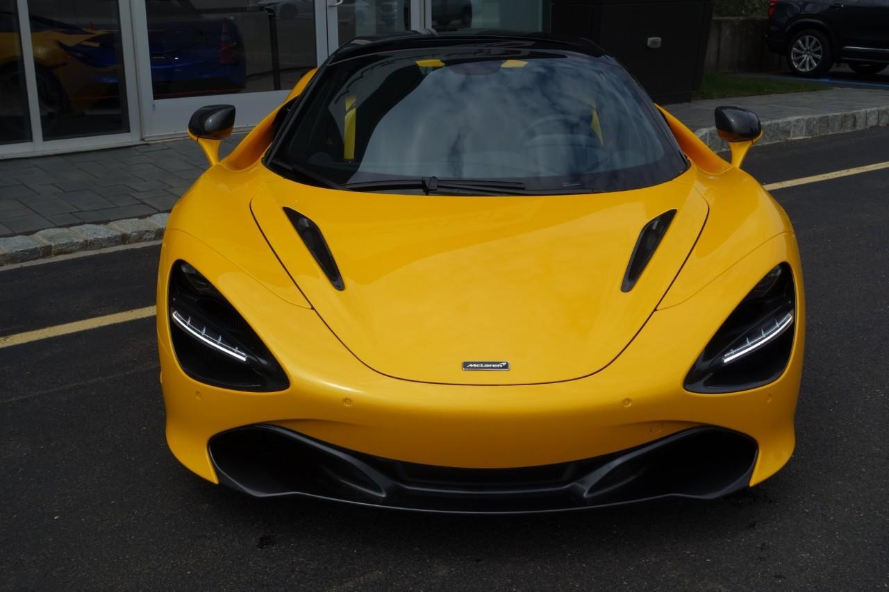 New 2021 McLaren 720S Performance Spider for sale Sold at McLaren North Jersey in Ramsey NJ 07446 4