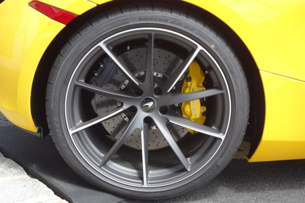 New 2021 McLaren 720S Performance Spider for sale Sold at McLaren North Jersey in Ramsey NJ 07446 8