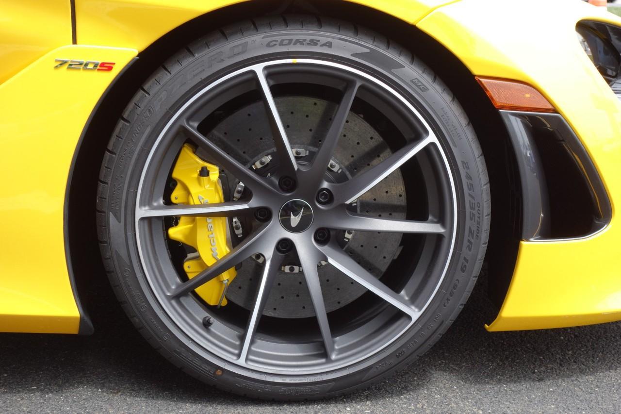 New 2021 McLaren 720S Performance Spider for sale Sold at McLaren North Jersey in Ramsey NJ 07446 9