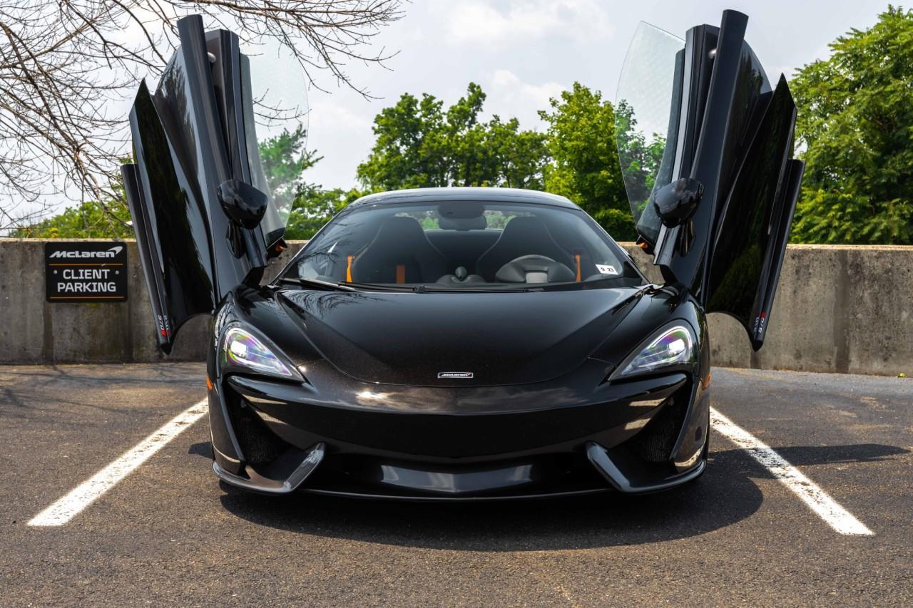 Used 2018 McLaren 570S Spider for sale Sold at McLaren North Jersey in Ramsey NJ 07446 10