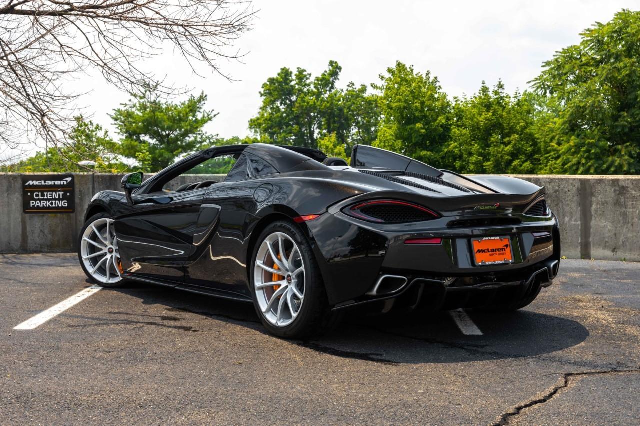 Used 2018 McLaren 570S Spider for sale Sold at McLaren North Jersey in Ramsey NJ 07446 4