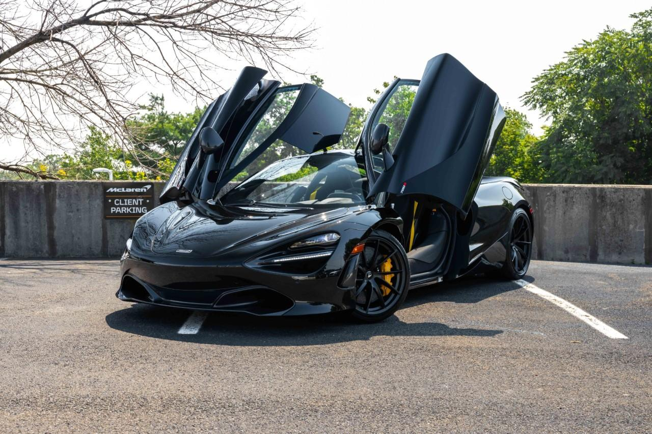 New 2021 McLaren 720S Coupe Performance for sale $338,690 at McLaren North Jersey in Ramsey NJ 07446 2