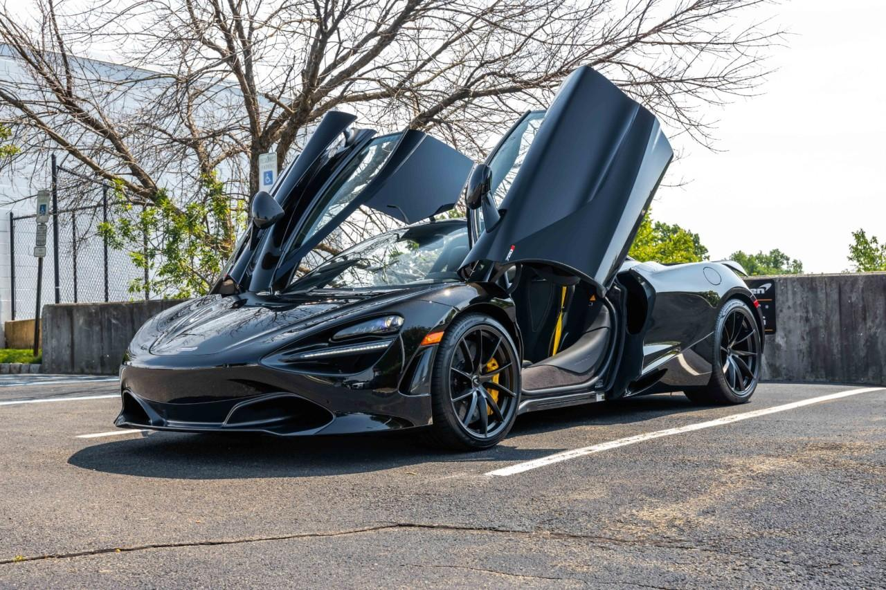 New 2021 McLaren 720S Coupe Performance for sale $338,690 at McLaren North Jersey in Ramsey NJ 07446 3