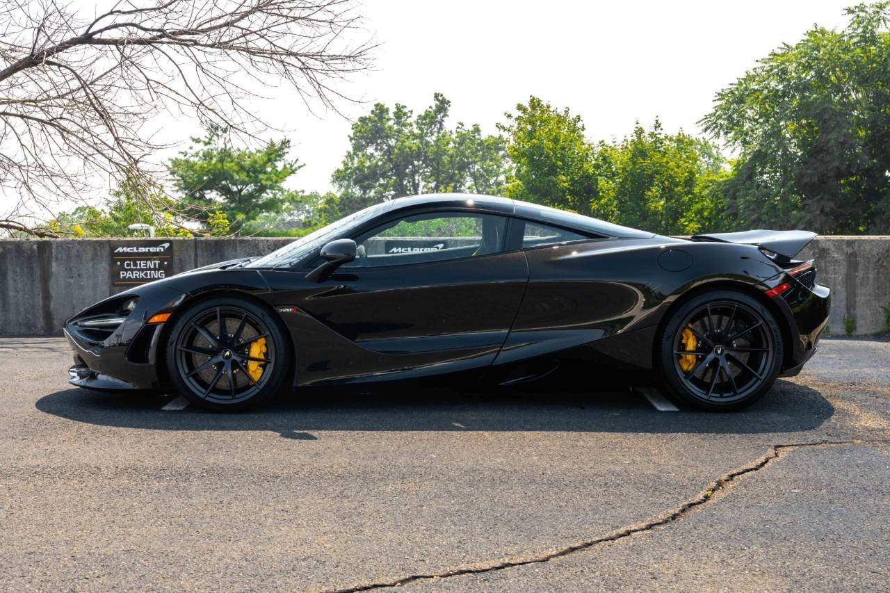 New 2021 McLaren 720S Coupe Performance for sale $338,690 at McLaren North Jersey in Ramsey NJ 07446 8