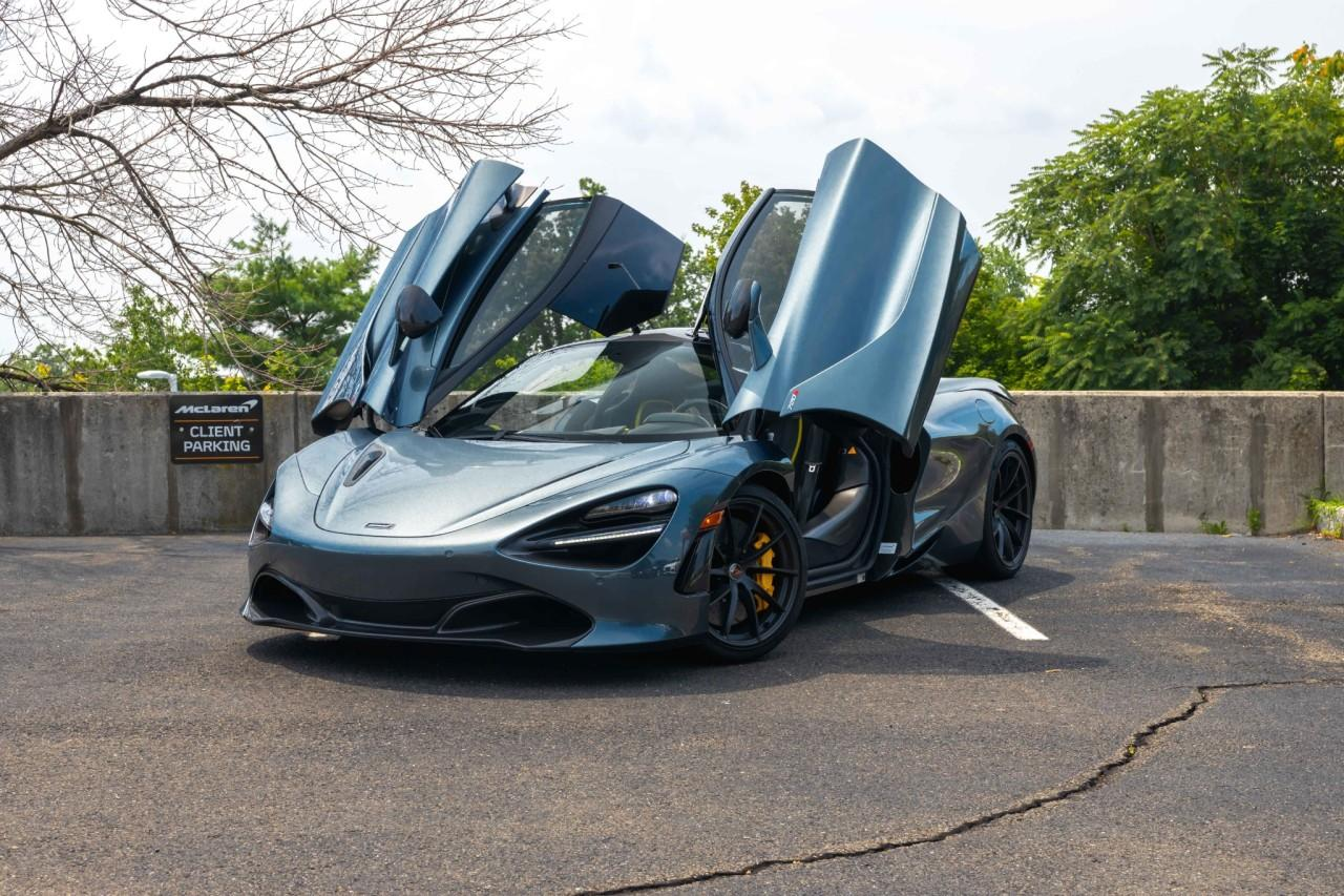 Used 2018 McLaren 720S Performance Coupe for sale Sold at McLaren North Jersey in Ramsey NJ 07446 2
