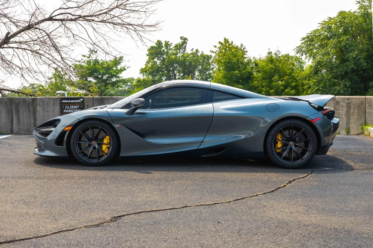 Used 2018 McLaren 720S Performance Coupe for sale Sold at McLaren North Jersey in Ramsey NJ 07446 3