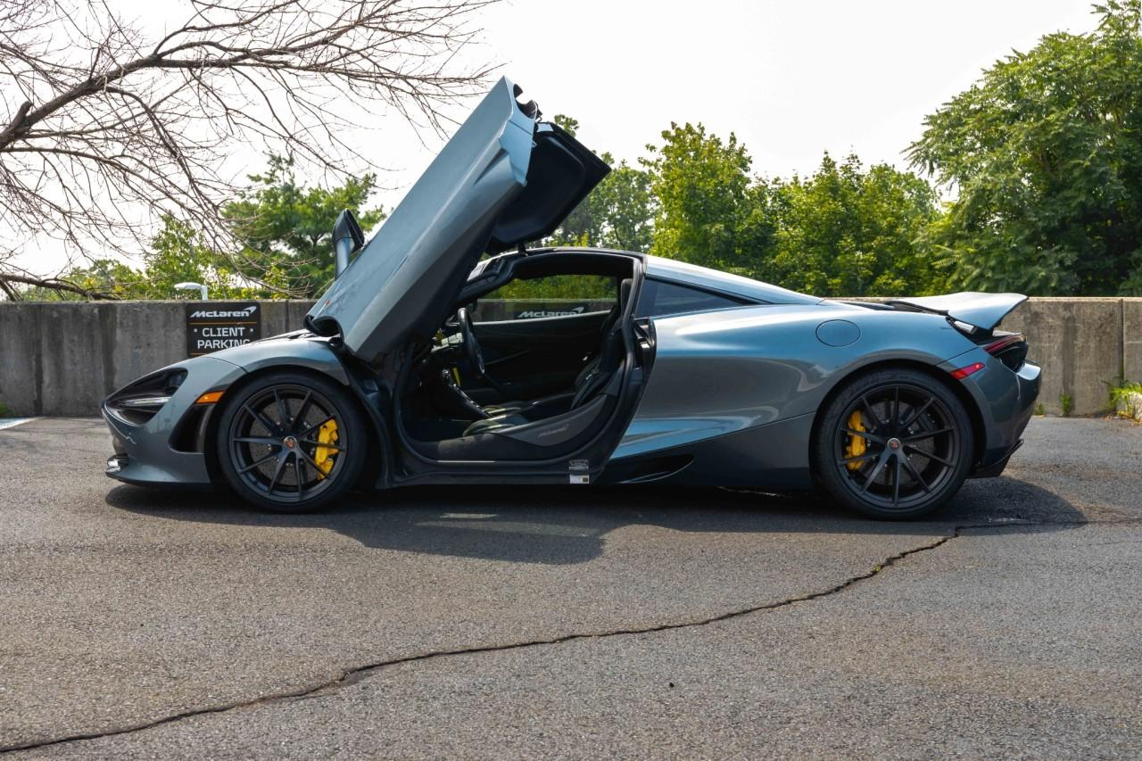 Used 2018 McLaren 720S Performance Coupe for sale Sold at McLaren North Jersey in Ramsey NJ 07446 4