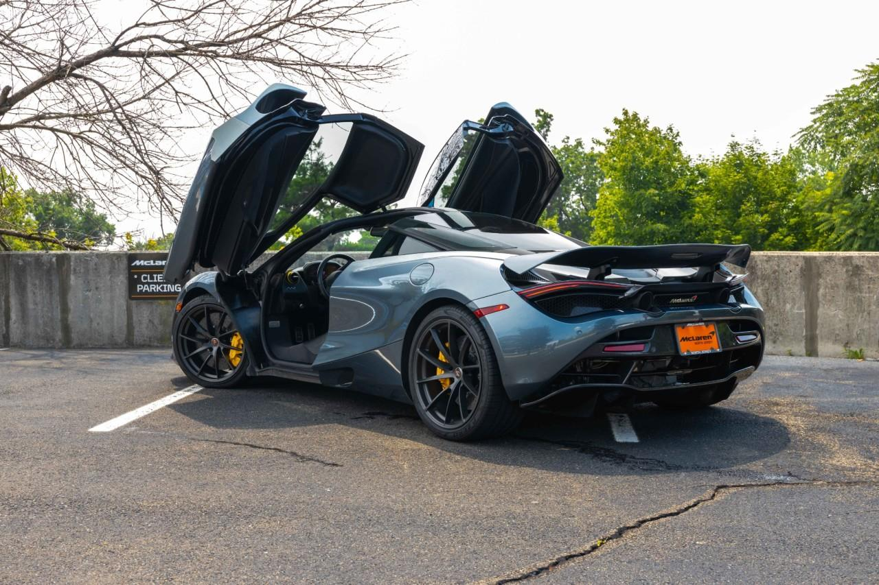 Used 2018 McLaren 720S Performance Coupe for sale Sold at McLaren North Jersey in Ramsey NJ 07446 6