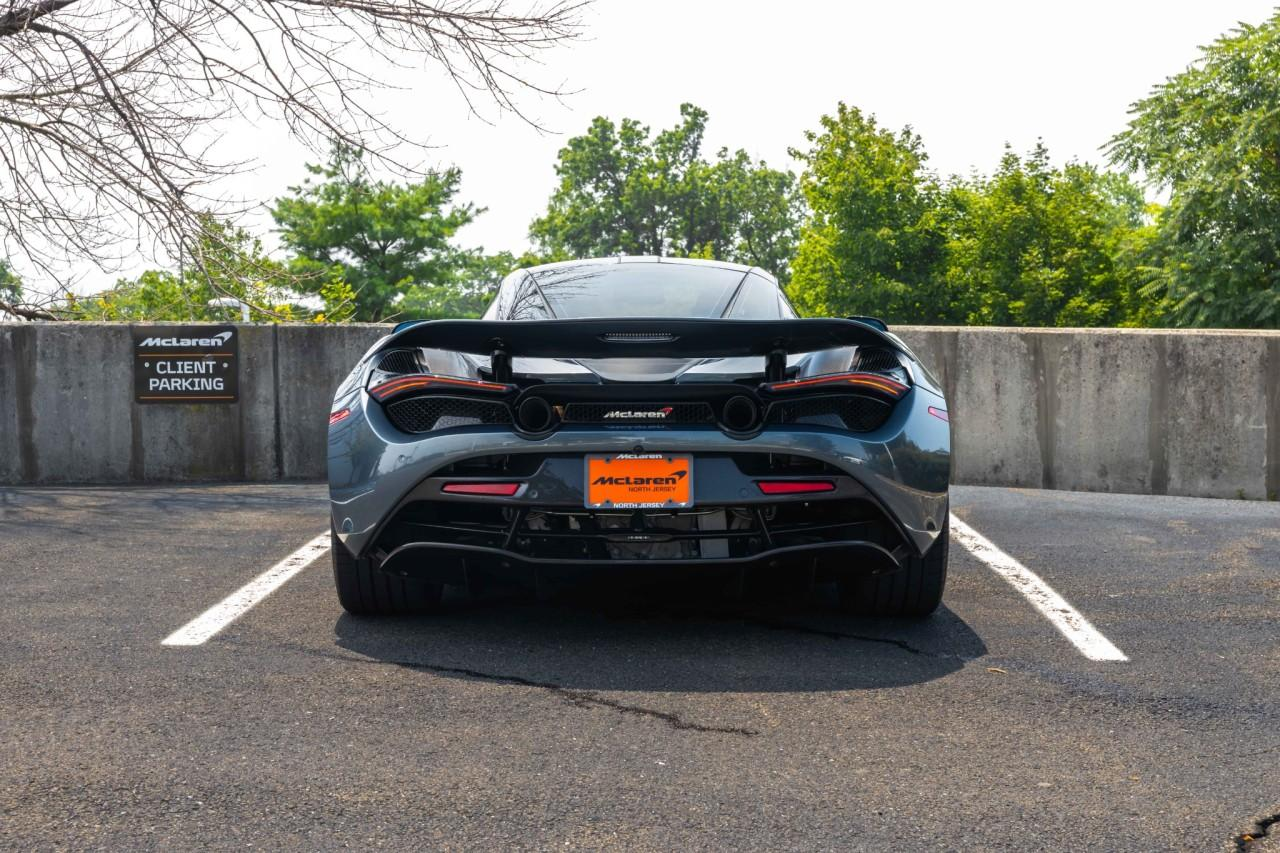 Used 2018 McLaren 720S Performance Coupe for sale Sold at McLaren North Jersey in Ramsey NJ 07446 7