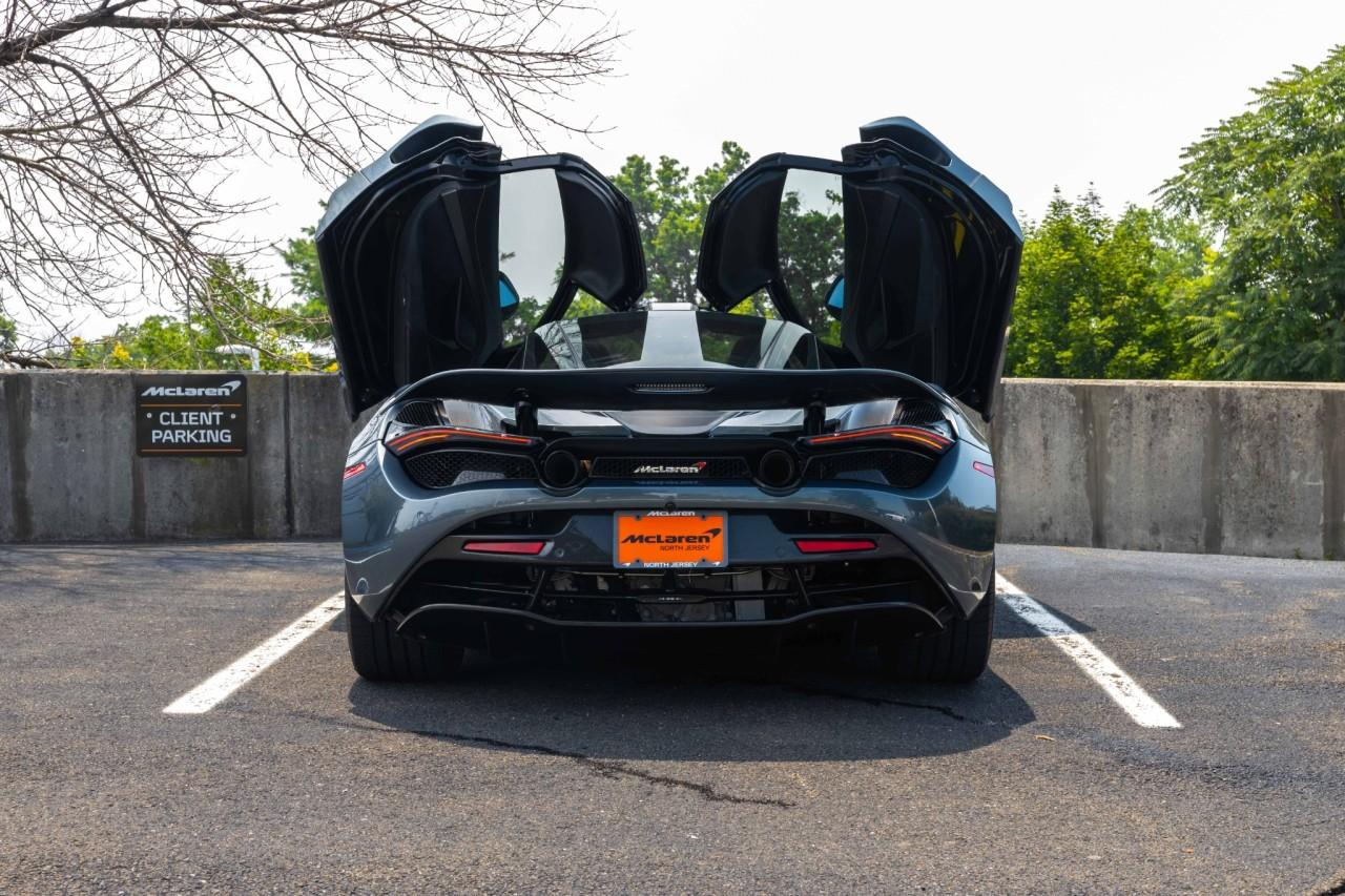 Used 2018 McLaren 720S Performance Coupe for sale Sold at McLaren North Jersey in Ramsey NJ 07446 8