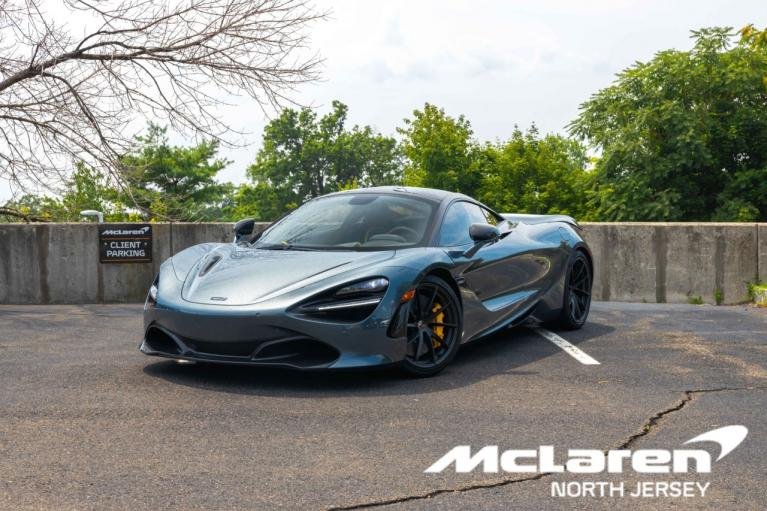 Used 2018 McLaren 720S Performance Coupe for sale $260,000 at McLaren North Jersey in Ramsey NJ