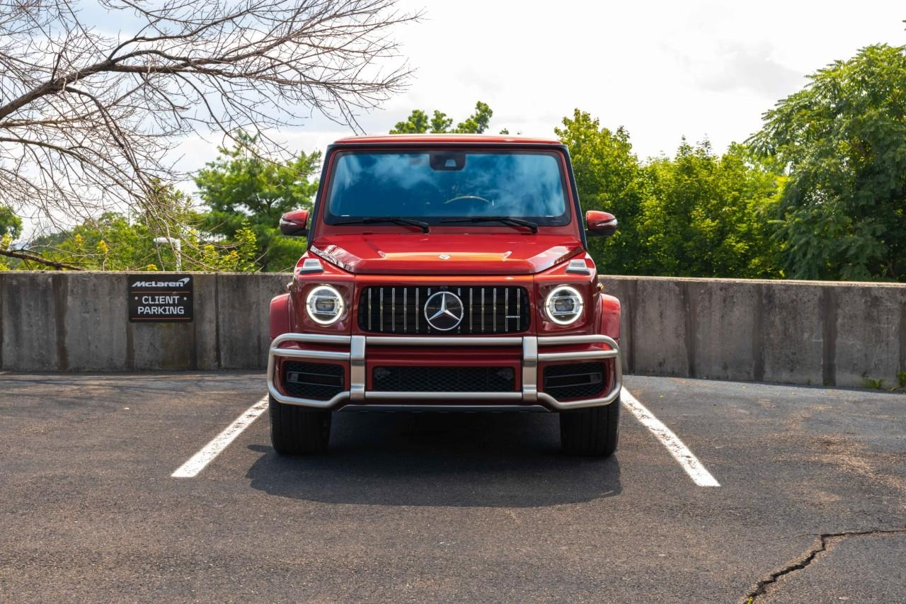 Used 2019 Mercedes-Benz G-Class AMG G 63 for sale Sold at McLaren North Jersey in Ramsey NJ 07446 10