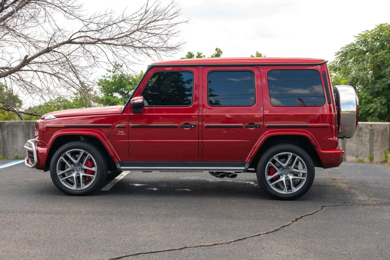 Used 2019 Mercedes-Benz G-Class AMG G 63 for sale Sold at McLaren North Jersey in Ramsey NJ 07446 2