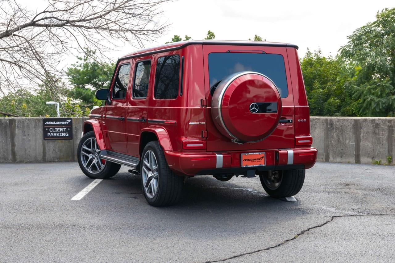 Used 2019 Mercedes-Benz G-Class AMG G 63 for sale Sold at McLaren North Jersey in Ramsey NJ 07446 3