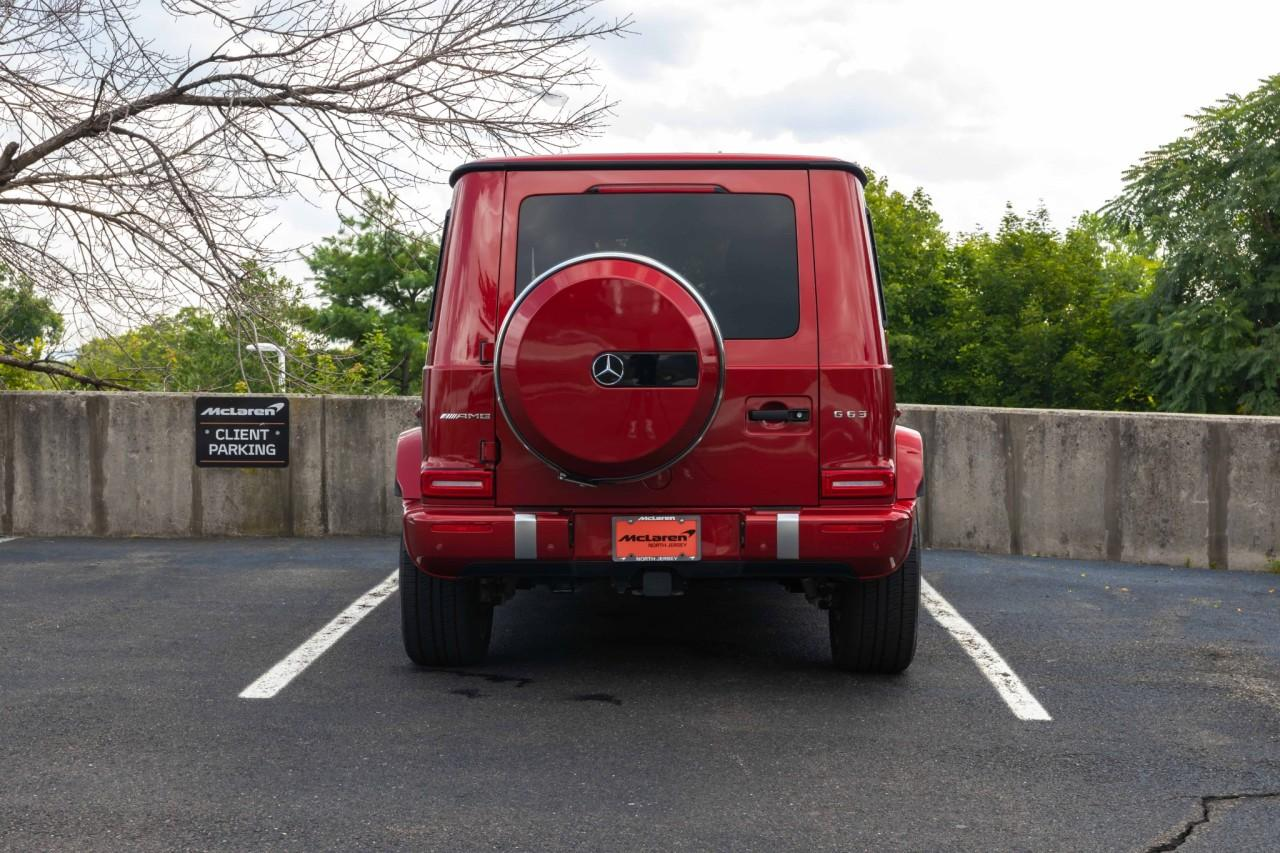 Used 2019 Mercedes-Benz G-Class AMG G 63 for sale Sold at McLaren North Jersey in Ramsey NJ 07446 4