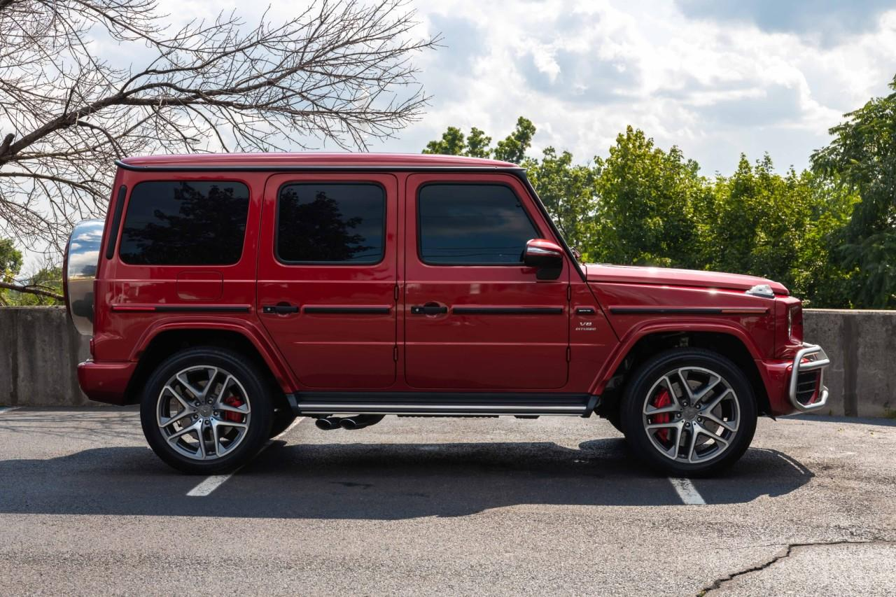 Used 2019 Mercedes-Benz G-Class AMG G 63 for sale Sold at McLaren North Jersey in Ramsey NJ 07446 8